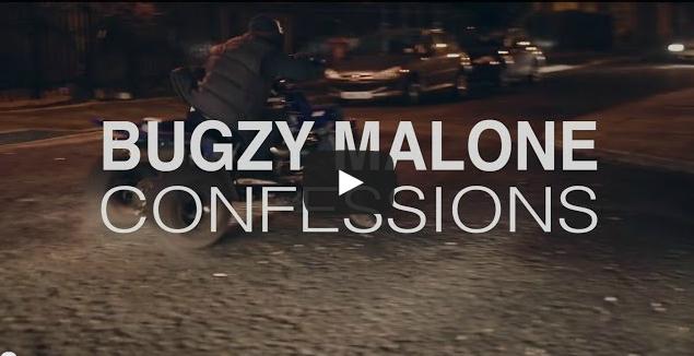 BRITHOPTV- [Music Video] Bugzy Malone (@TheBugzyMalone) – 'Confessions' [@JDZMedia] - #UKRap #UKHipHop.