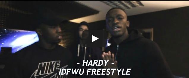 BRITHOPTV- [Music Video] Hardy (@HardyCaprio) – 'IDFWU Freestyle' [@BlueReignMG] - #UKRap #UKHipHop