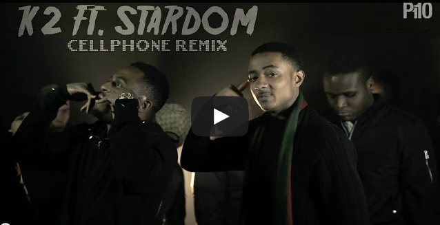 BRITHOPTV- [Music Video] K2 (@K2_RIPSHAMZ) – 'Cellphone Remix Ft. Stardom (@stardom2013)' (Prod. By- @DHEngineer ) [@P110 Media] - #UKRap #UKHipHop -