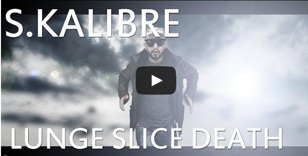 BRITHOPTV- [Music Video] S Kalibre (@S_Kalibre) – 'Lunge Slice Death' (Prod. @SlapUMugz) [@PrideVibes TV] - #UKRap #UKHipHop