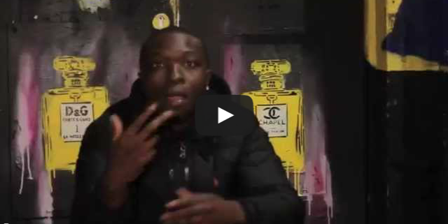 BRITHOPTV- [Music Video] Young D (@Homegrown00) – 'Banksy Bars' - #UKRap #UKHipHop.