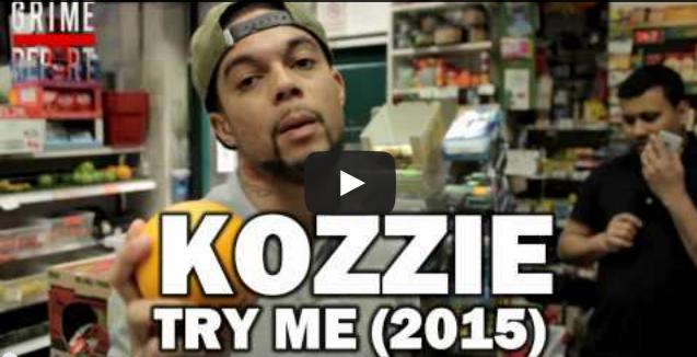 BRITHOPTV- [New Music] Kozzie (@OfficialKozzie) – 'Try Me' - #Grime
