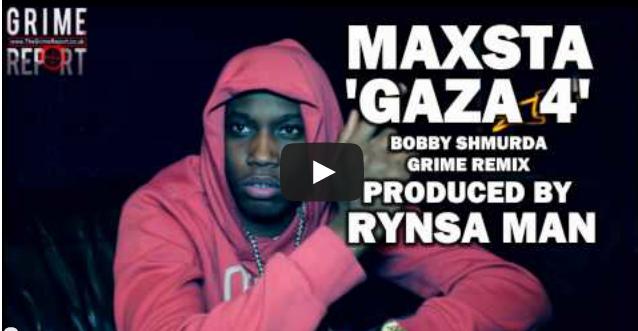 BRITHOPTV- [New Music] Maxsta (@ItsMaxsta) – 'Gaza 4′ Freestyle (Bobby Shmurda Grime Remix) - #UKRap #UKHipHop