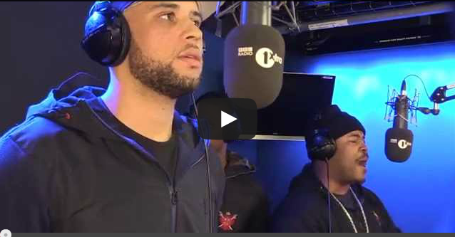 BRITHOPTV- [Video Set] Bloodline- @Meridian_Dan, @MajorB2DAL, @BossmanBirdie @PabbyWabby on @DJCameo's #GimmieGrime show [@BBC1Xtra] - #Grime