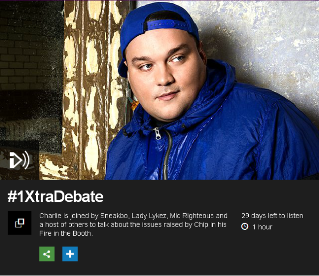 BRITHOPTV: [Debate] #1XtraDebate Is competition good for Grime & UK Rap, and what are obligations of a successful artist to the music scene?  #Grime #UKRap