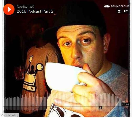 BRITHOPTV: [Podcast] Deejay Lok (@MPCLoK) 2015 Podcast Part Two | #UKRap #UKHipHop