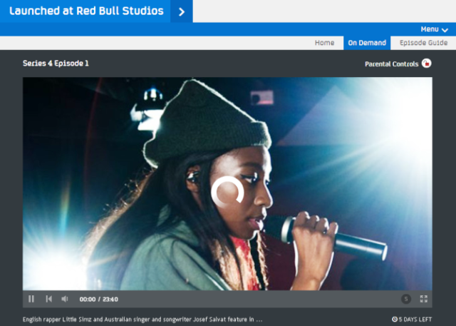 BRITHOPTV: [Live Performance] Little Simz on Launched at The Redbull Studio [4OnDemand: 5 days letf to view] | #UKRap #UKHipHop
