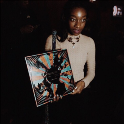 Little Simz Wins Gilles Petersons Breakthrough Artist of the year Award