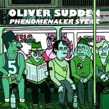 BRITHOPTV: [New Release] Oliver Sudden (@OliverSuddenUK) - 'Phenomaler  Steaz' Album OUT NOW! [Rel. 05/01/15] | #UKRap #UKHipHop