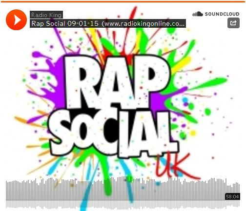 Rap Social 09 01 15