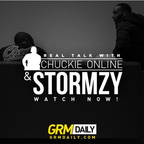 BRITHOPTV: [Audio Blog] Chuckie (@ChuckieOnline) - #ChucksTalkAboutIt [ #RealTalkWithChuckieOnline Stormzy Special]| #Grime #UKRap