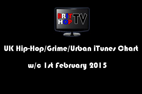 BRITHOPTV: [Chart] UK Hip-Hop/Grime /Urban iTunes Album Chart W/C 1st February 2015 | #UKRap #UKHipHop #Grime