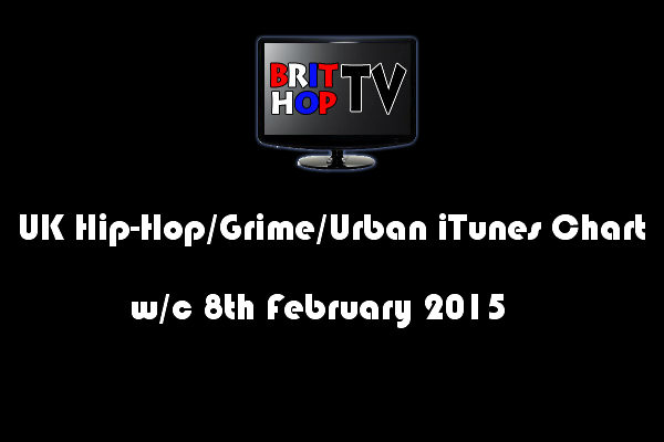 BRITHOPTV: [Chart] UK Hip-Hop/Grime /Urban iTunes Album Chart W/C 8th February 2015 | #UKRap #UKHipHop #Grime