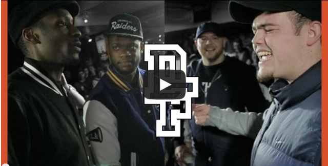BRITHOPTV- [Battle Video] Willzy (@WillzyArtist) & Soljitsu (@SoljahMan) Vs Innuendo (@InnuendoMusicUK) & Juke [@DontFlop] I #UKHipHop #UKBattleRap