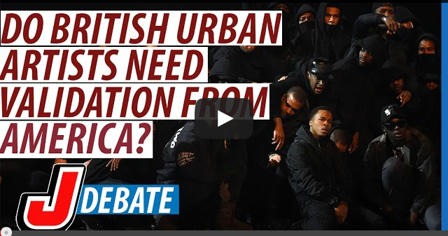 BRITHOPTV- [Debate] @JumpOffTV – Do British Urban Artists Need Validation From America_ – Kanye & Skepta BRITS 2015 I #HipHop #Rap #Grime