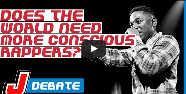 BRITHOPTV- [Debate] @JumpOffTV – Does The World Need More Conscious Rappers- - #HipHop #Rap