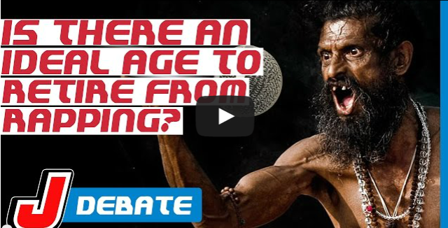 BRITHOPTV- [Debate] @JumpOffTV – Is There An Ideal Age To Retire From Rapping- - #UKRap #UKHipHop