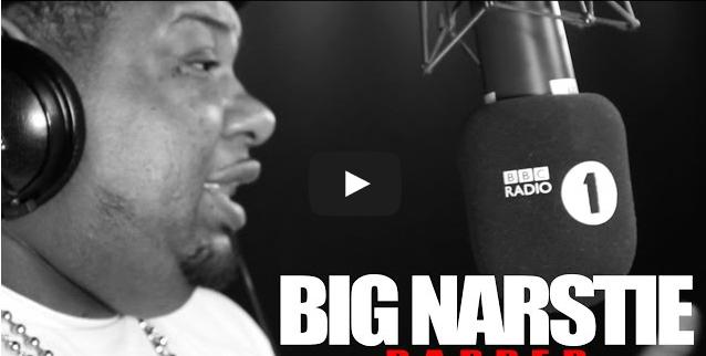 BRITHOPTV- [Freestyle Video] Big Narstie (@BigNarstie ) – ' #FireInTheBooth' [@CharlieSloth] - #Grime