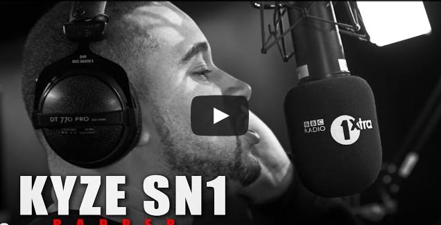 BRITHOPTV- [Freestyle Video] Kyze (@KyzeOfficial) – ' #FireInTheBooth' [@CharlieSloth] I #UKRap.