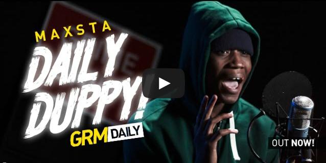 BRITHOPTV- [Freestyle Video] Maxsta (@ItsMaxsta) – ' #DailyDuppy' [ S-04 EP-03] - #Grime