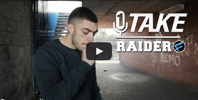 BRITHOPTV: [Freestyle Video] Raider  (@RaiderStayfresh) - #1TAKE  #Freestyle  [@P110Media] | #UKRap #UKHipHop