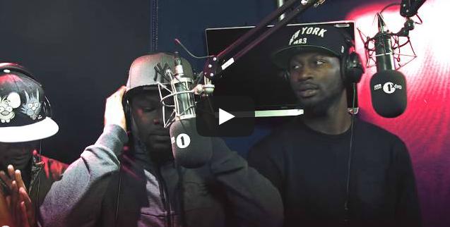 BRITHOPTV- [Freestyle Video] Section Boyz (@SectionBoyz1) – ' #FireInTheBooth' [@CharlieSloth] - #UKRap #UKHipHop.