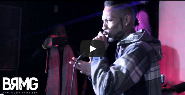 BRITHOPTV- [Live Performance] D Double E (@DDoubleE7) Live @ Fabric x Trapdoor Event [@BlueReignMG] - #Grime.