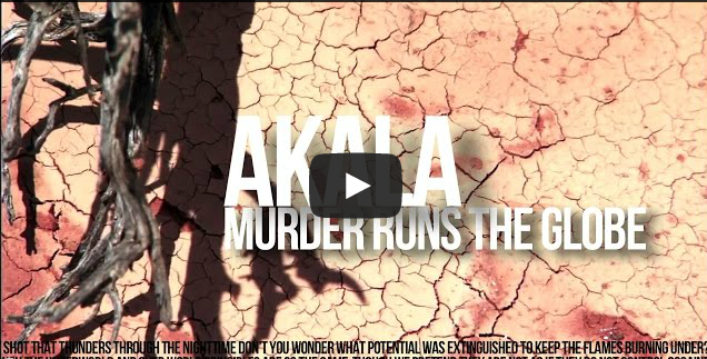 BRITHOPTV- [Music Video] Akala (@akalamusic) – 'Murder Runs The Globe' [Dir @GlobalFaction] - #UKRap #UKHipHop