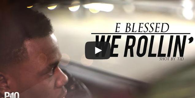 BRITHOPTV- [Music Video] E Blessed (@EphraimBlessed) – 'Rollin' - #UKRap #UKHipHop