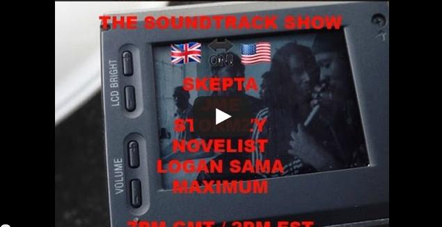 BRITHOPTV- [Radio Set] @Skepta, @JME, @Stormzy1, @Novelist, @DJLoganSama on the Know-Wave NYC Set