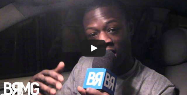 BRITHOPTV- [Video Interview] J Hus (@JHusMusic) Talks His Come Up, Krept Co-Sign, New Music, Haters + Performance Highlights [@BlueReignMG] I #UKRap