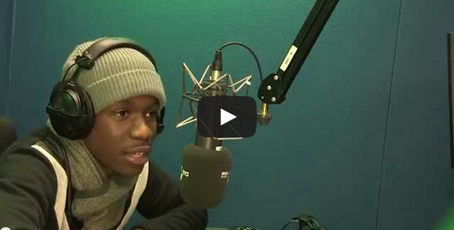 BRITHOPTV- [Video Interview] Tinchy Stryder (@TincherStryder) talks about who will be on Game Over 2015 [@BBC1Xtra] - #Grime #UKRap