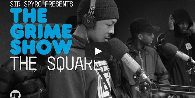 BRITHOPTV: [Video Set] The Square (@TheSquareMusic) on @SirSpyro #GrimeShow [@RinseFM] | #Grime