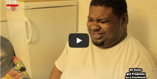 "BRITHOPTV- [Web Show] @BigNarstie- ""My Sister Is Pregnant For A Crackhead"" [ #UnclePain] - #Comedy #Funny."