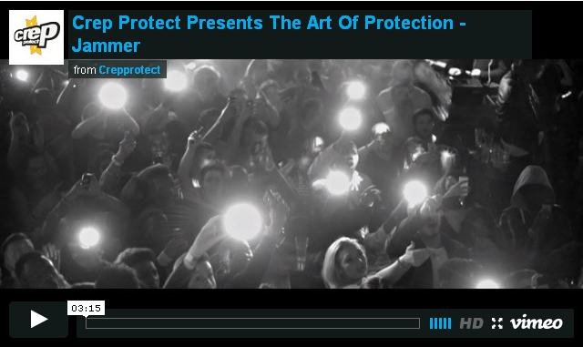 BRITHOPTV_ [Mini-Documentary] Crep Protect (@crepprotect) Presents The Art Of Protection – Jammer (@JammerBBK) I #Grime #Crepts #Trainers.
