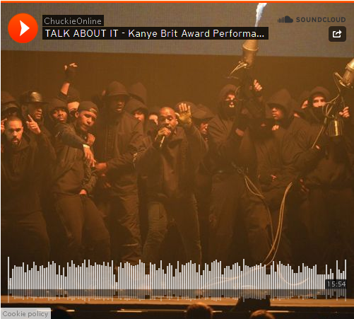 BRITHOPTV_Audio_Blog_Chuckie_Chucks_ Talk_ About_It_ Kanye _Brit_Award_Performance_ Hip_Hop_Grime_Podcast.