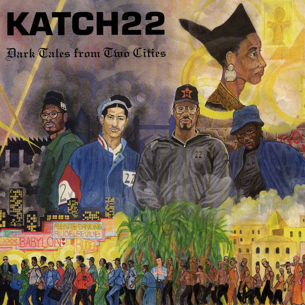 BRITHOPTV: [Old Skool Track Of The Day] Katch 22 (@hkbfinn) - 'Lifestyles of the Poor And Ruffneck' [1993] | #UKRap #UKHipHop