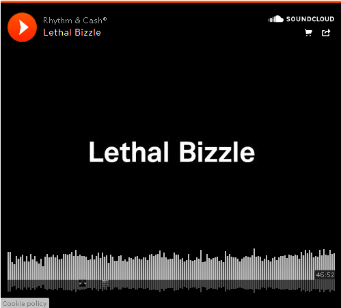 BRITHOPTV: [Audio Interview] @LethalBizzle on Virgin deal, festivals, not receiving radio support  & more [@RhythmAndCash] | #Grime #UKRap #Podcast