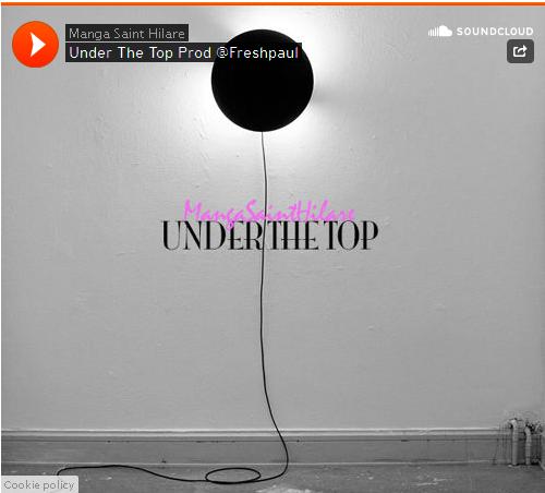 BRITHOPTV: [New Music] Manga (@MangaStHilare) - 'Under The Top' (Prod. @FreshPaul)   #Grime #UKRap
