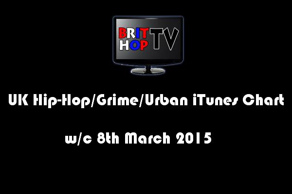 BRITHOPTV: [Chart] UK Hip-Hop/Grime /Urban iTunes Album Chart W/C 8th March 2015 | #UKRap #UKHipHop #Grime