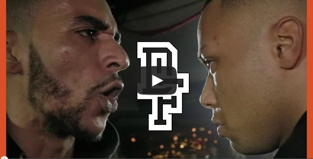 BRITHOPTV- [Battle Video] Mr Re (@MrReS4) vs_ Double L (@DoubleLWV) [@DontFlop] I #UKHipHop #UKBattleRap