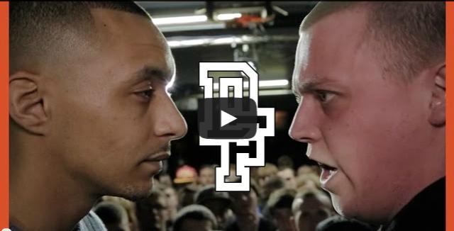 BRITHOPTV- [Battle Video] Tony D (@TonyDPoison) Vs Unanymous (@Unanymousmate) [@DontFlop]I #UKHipHop #UKBattleRap