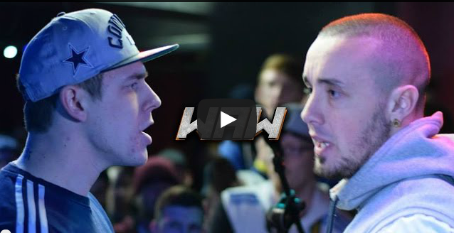 BRITHOPTV- Battle Video] WAW Grime Clashes_ Finchie Vs Danbo [@wawgrimeclashes] I #Grime