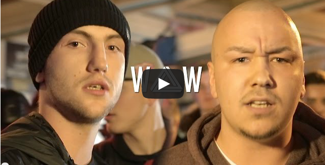 BRITHOPTV- [Battle Video] WAW Grime Clashes_ Strika (@strika0161) Vs Mr Flo (@nahdendee) [@wawgrimeclashes] I #Grime