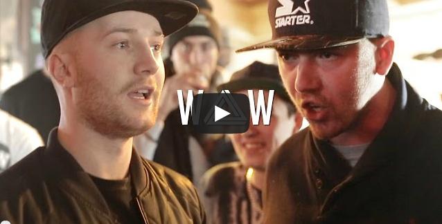 BRITHOPTV- [Battle Video] WAW Grime Clashes_ T Vs YT [ @wawgrimeclashes]I Grim