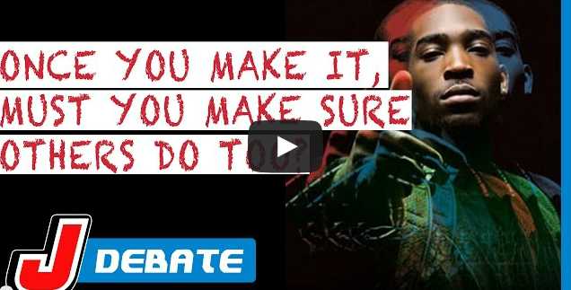 BRITHOPTV- [Debate] @JumpOffTV – Once You Make It, Must You Make Sure Others Do Too_ I #Grime #HipHop #Rap.