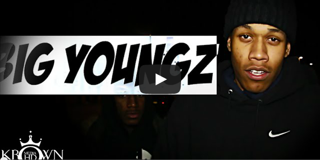 BRITHOPTV- [Freestyle Video] Big Youngz (@BigYoungz) – ' #Freestyle' [@KrownMediaHD] I #Grime