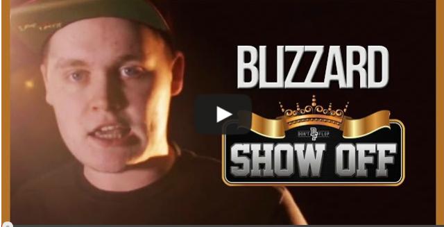 BRITHOPTV- [Freestyle Video] Blizzard (@IamBlizzard) – ' #ShowOff' Freestyle [@DontFlop] I #UKRap #UKHipHop