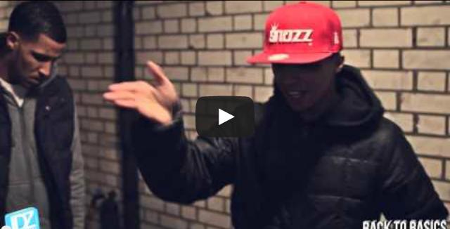 BRITHOPTV- [Freestyle Video] Brotherhood (@BrotherhoodUK) – '#BackToBasics' [@JDZMedia] I #Grime