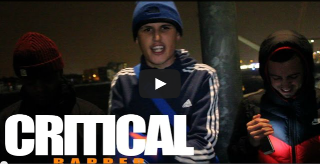 BRITHOPTV- [Freestyle Video] Critical (@Critical1) – ' #FireInTheStreets' [@OfficialFITS] I #UKRap #UKHipHop.